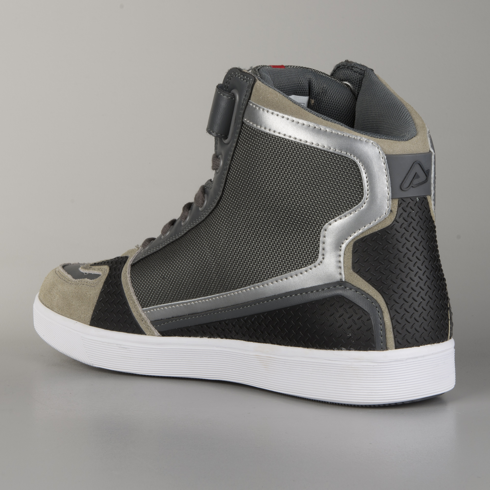 Acerbis Key MC Shoes Grey