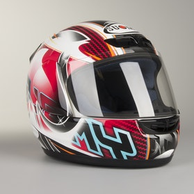 Suomy Apex Pike Helmet Red