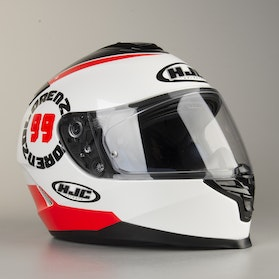 Kask HJC IS-17 Lorenzo Angel 99