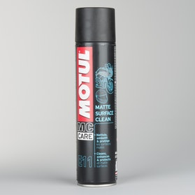 Motul 400ml Motorcycle Shampoo Matt Lacquer