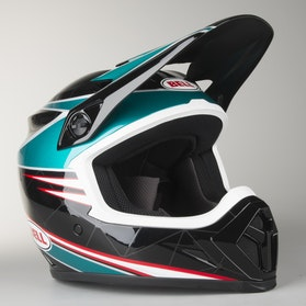 Kask cross Bell MX-9 Airtrix Paradise