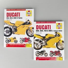 Książka serwisowa Haynes Ducati