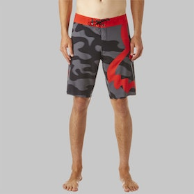 Fox Flight Eyecon Board Shorts Black