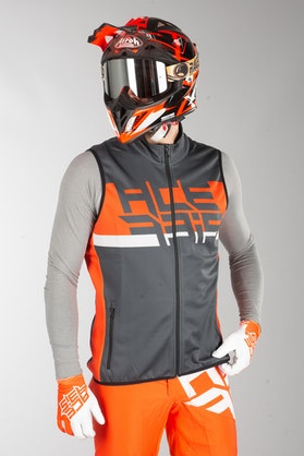 Acerbis X-Wind Softshell Jacket Orange