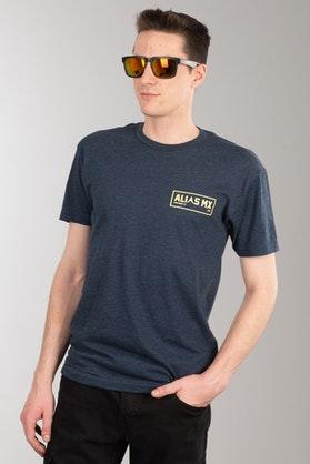 T-Shirt Alias Patch-2 Midnight 75