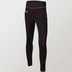 FXR Pyro Thermal Base Layer Trousers Black-Pink
