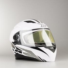 Kask Integralny AXO RS01 Biały