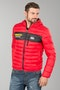100% Geico Honda Mode Jacket Red