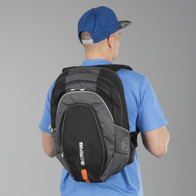 Bering Dave Backpack Black-Grey