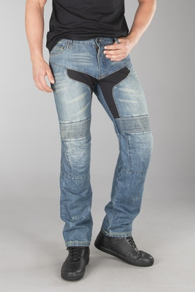 Jeansy Spidi Furious TEX Super Stone Wash