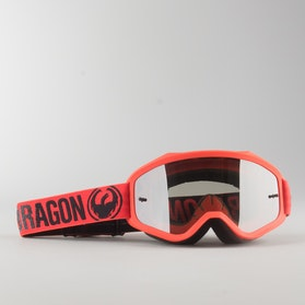 Dragon MXV Sand Break MX Goggles Red