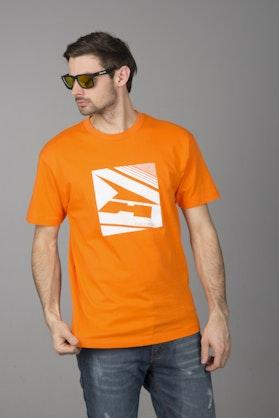 T-Shirt Axo Juice Pomarańczowy