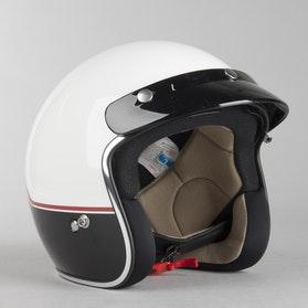IXS 77 2.2 Helmet White-Black-Red