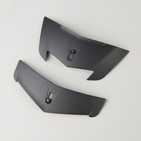 Bell Star Series Top/Back Air Vents Matte Black
