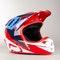 Kask Cross Fox V1 Race Czerwony MX 18