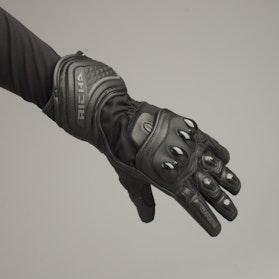 Rękawice Richa Warrior Evo Damskie Czarne