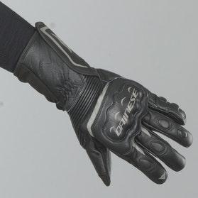 Rękawice Dainese Assen VR46 Czarne
