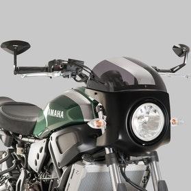 Owiewka Puig Yamaha XSR700 16'-17' Ciemna Przydymiona