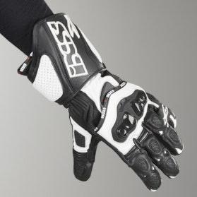 IXS RX-300 Gloves Black-White