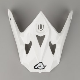 Acerbis Impact helmet Shield White