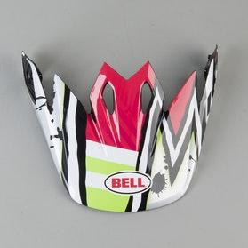 Daszek do Kasku Bell MX-9 Mips Tagger Różowo-Zielony