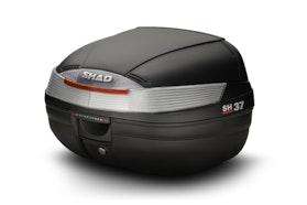 Topboks Shad SH37 + Monteringssæt, Sort
