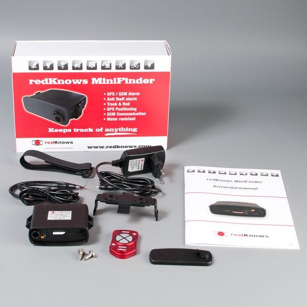 Minifinder GPS Tracker