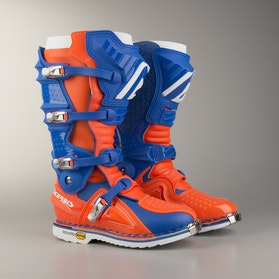 Acerbis X-Move 2.0 Boots Blue-Orange