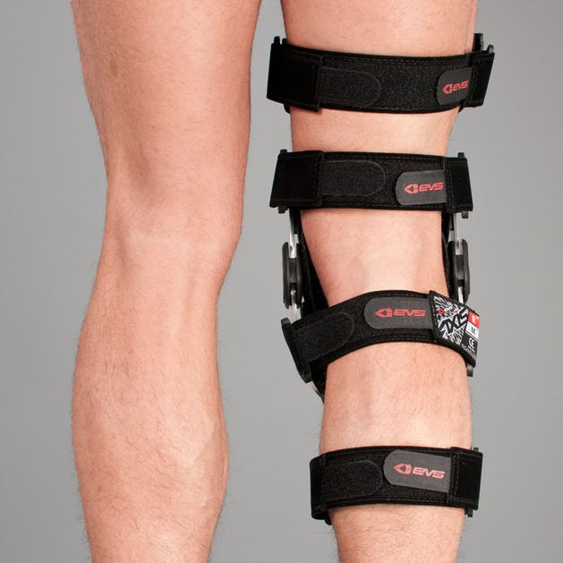 EVS Axis Pro Knee Protection Left