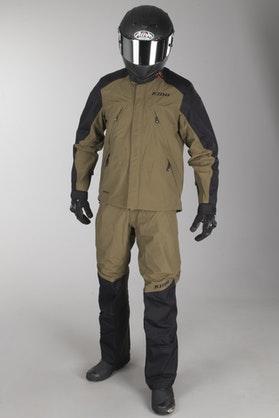 MC-Oblečení Dlouhý model Klim Traverse Zelená