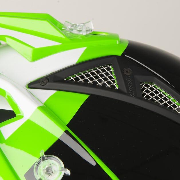 Airoh Aviator 2.2 Revolve Green Gloss