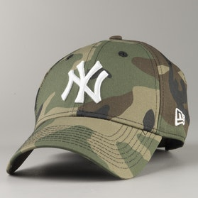 Czapka z Daszkiem New Era MNO League Basic New York Yankees Moro