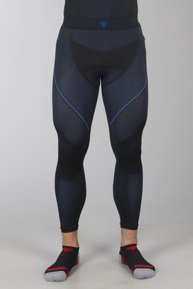 Spodnie Termoaktywne Dainese D-Core Areo Czarno-Niebieskie