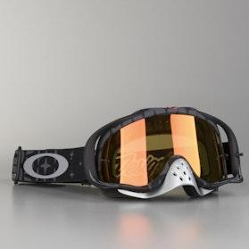 Oakley Crowbar TLD MX-Goggles Megaburst Black