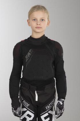 Leatt 3DF AirFit Lite Junior Kid's Protection Jacket