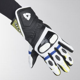 Rękawice Revit Metis Czarno-Niebieskie