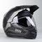 IXS 207 2.0 Adventure Helmet Matte Black-Anthracite-Grey