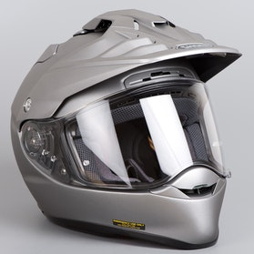 Kask cross Shoei Hornet ADV szary-mat
