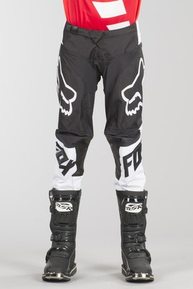 Fox 180 MX 18 Race Kids MX Trousers Black