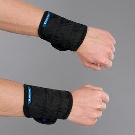 Opaski chłodzące na nadgarstki Revit Cooling Wristband Flux czarne
