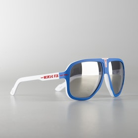 Fox The Seventy 4 Sunglasses Blue-White