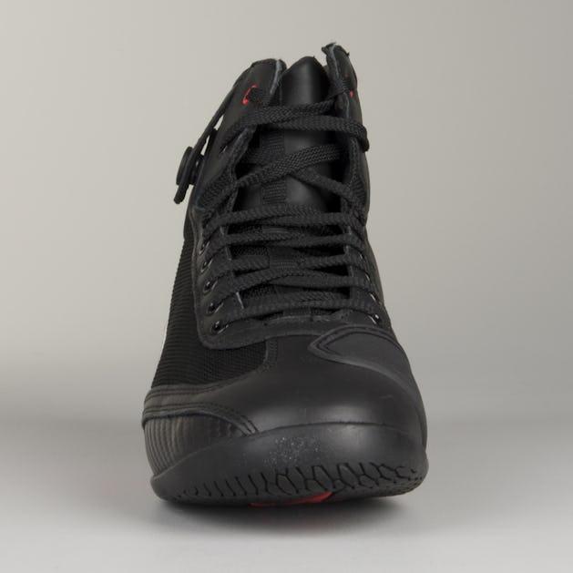 clair et distinctif style exquis gamme de couleurs exceptionnelle Alpinestars AST-1 Moto Shoes Black-Red