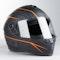 IXS 1100 2.1 Integral Helmet Matte Black-Orange