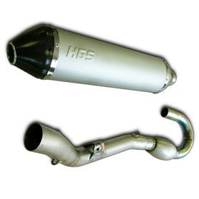 HGS Titan Exhaust System