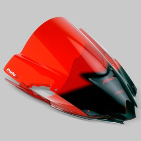Owiewka Puig Racing Yamaha Czerwona