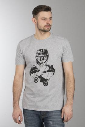 24MX Marionette T-Shirt Grey