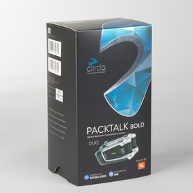 Interkom Cardo Packtalk Bold Duo / JBL
