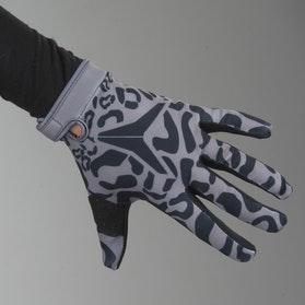 Alias AKA Lite Cheetah Gloves Black-Grey