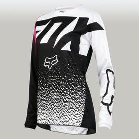 Fox 180 MX Jersey Black Pink MX 18