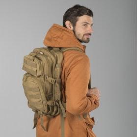 Plecak Brandit US Cooper Lasercut Medium Kamelowy